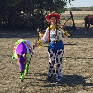 costumes for horses - buzz lightyear
