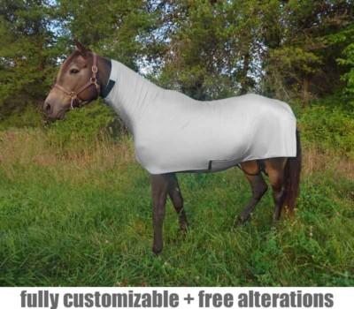 pony faceless full body sleazy fly mesh