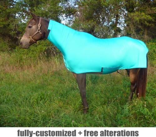 horse faceless full body sleezy