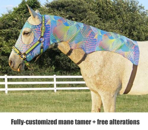 horse mane tamer
