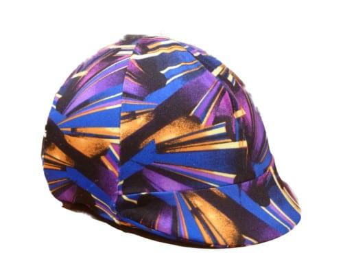 helmet covers in popular prints
