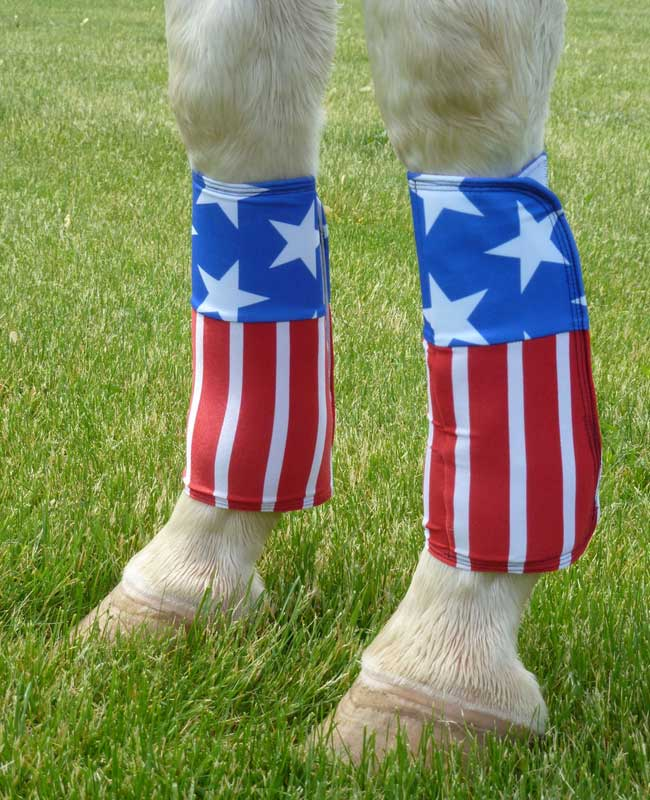 204a99e5ab Horse Leg Wraps with velcro. Perfect for a team look!