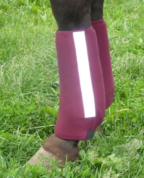 horse neoprene sport boot covers
