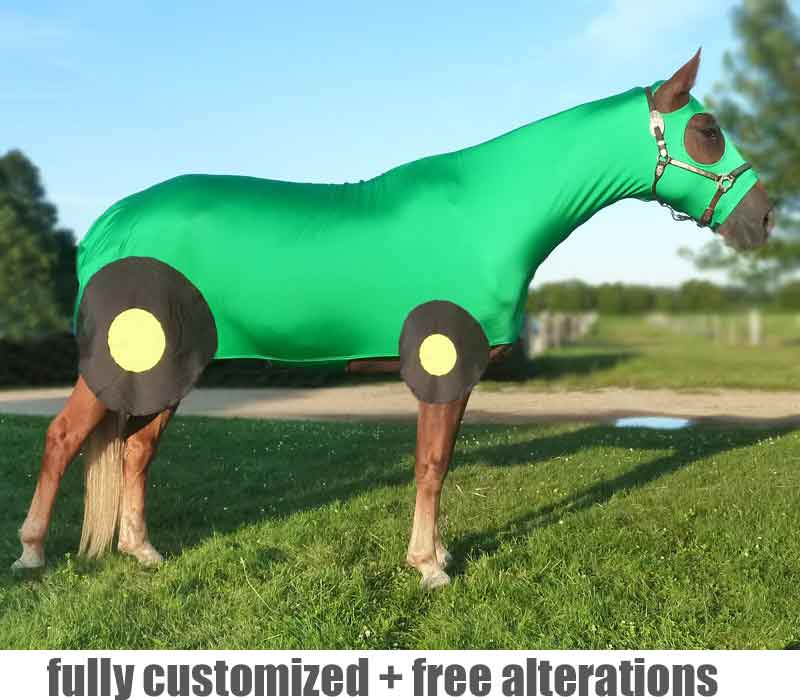 costumes for horses tractor