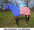 horse full body sleazy