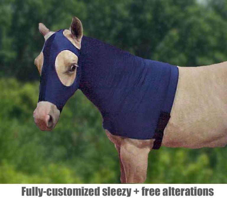 pony sleazy sleepwear