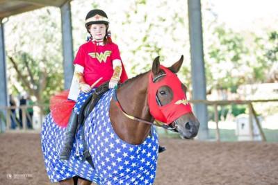 horse lycra face mask