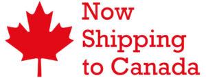 shipping to canada logo