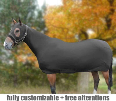 horse full body slinky heavy duty