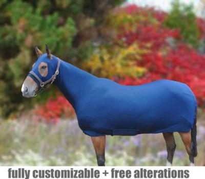 pony full bodysuit heavy duty