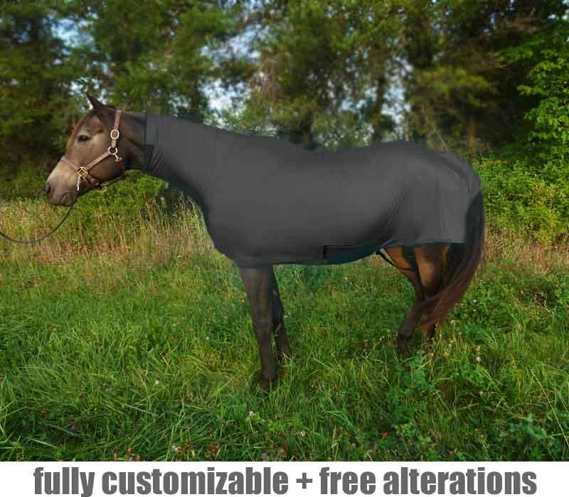horse full body slinky no face heavy duty