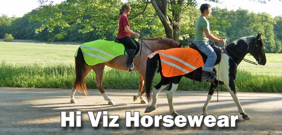 hi viz horse wear