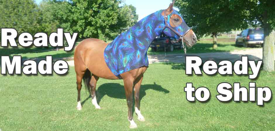 slinky horse clothing