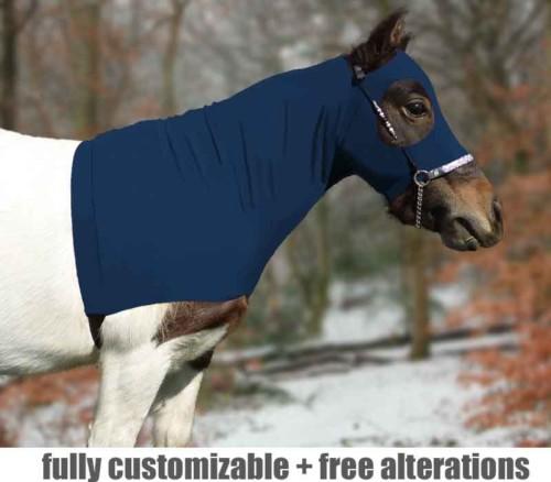 miniature horse polar fleece sleezy