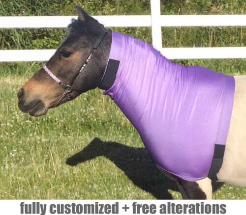 mini horse faceless sleezy