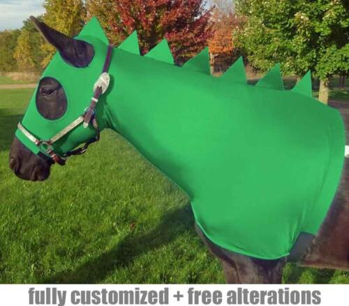 dragon costume for horses